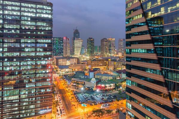 Bonifacio Global City View