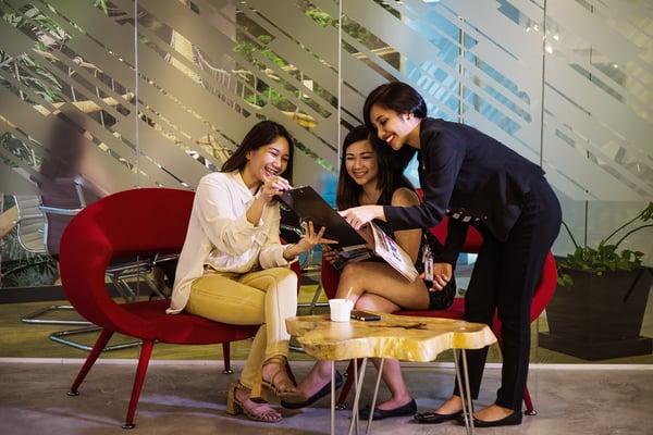 KMC Sheridan women in office
