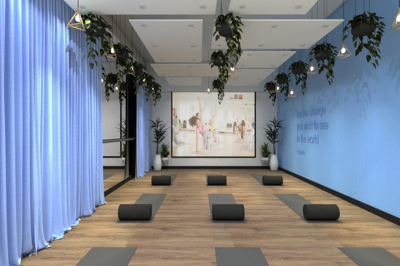 Skyrise 4B Fitness Studio