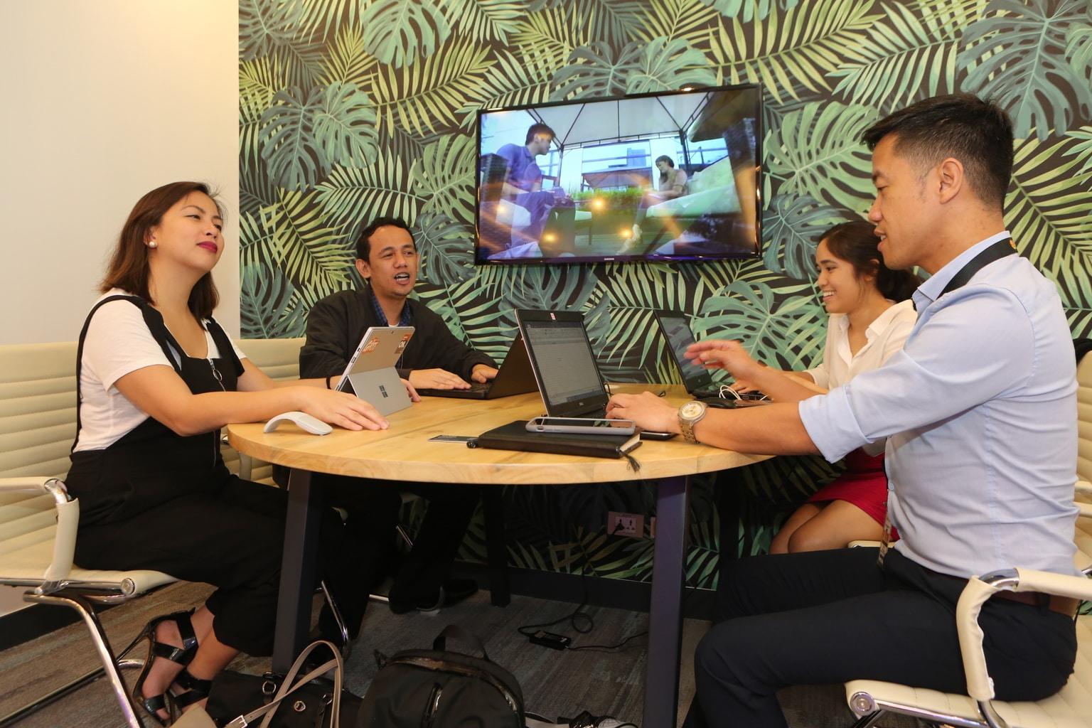 KMC Zeta Tower Meeting Room